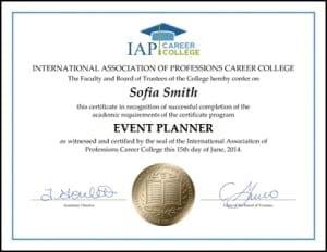 Certificate-EVP1