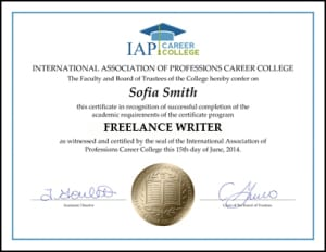 Certificate-FWR