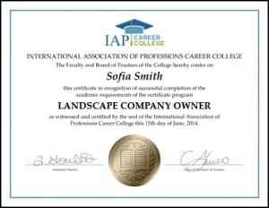 Certificate-LCO1