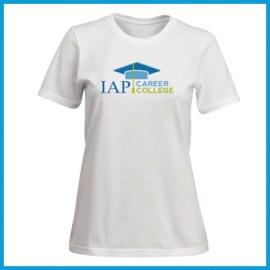 IAP-college-womens-tshirt