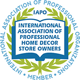 Iapo international association of professional home decor for International home decor stores