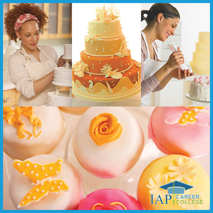 become a cake decorator