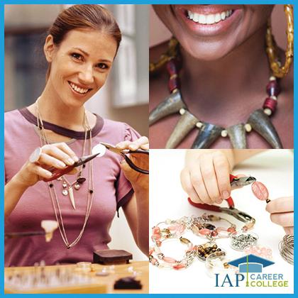 Jewelry designer certificate course online | jewelry design classes | how to become a jewelry designer