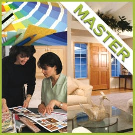 Interior Decorator Master Professional Certification Course (Summer Session  Starts July 17, 2018)