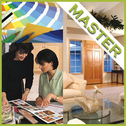 Interior decorating master professional certification online for Professional interior decorator