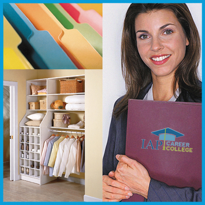 Professional organizer certificate course online | How to become a professional organizer