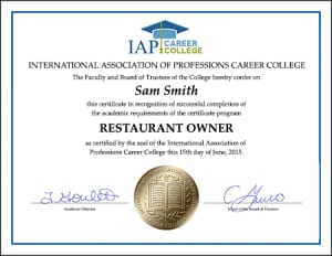 restaurant-owner-certificate-course-online