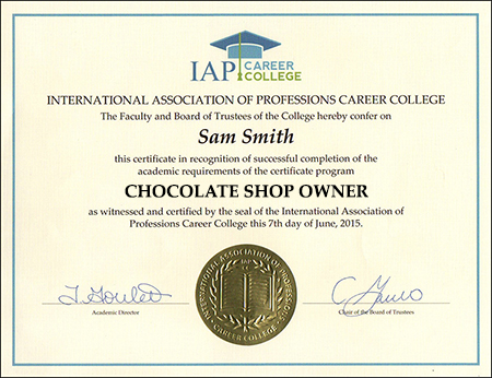 sample-certificate-chocolate-shop-certification-course-online